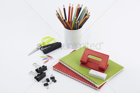 Notebook : Stationery set