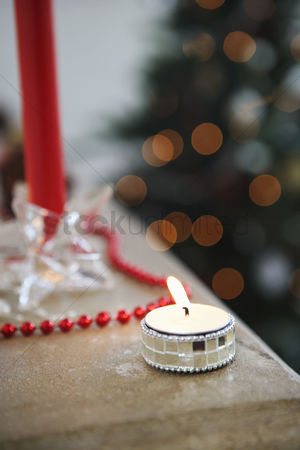Spirit : Tealight at christmas