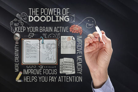 Notebook : The power of doodling