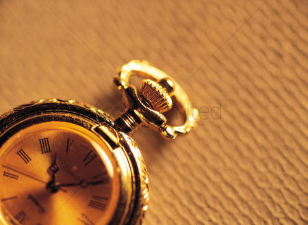 Pocket : View of pocket watch