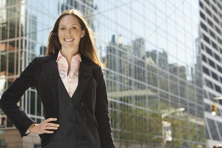 Businesswomen : Young businesswoman