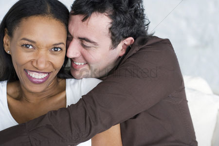 Happy : Young loving couple